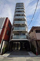 神奈川県横浜市南区日枝町4の賃貸マンションの外観