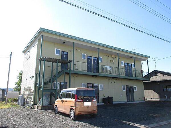 コーポラスキティ 1階の賃貸【北海道 / 北見市】