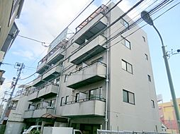 東京都大田区山王3丁目の賃貸マンションの外観