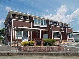 熊本電気鉄道 御代志駅 バス21分 深川下車 徒歩6分の賃貸アパート