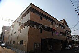 ウェルコート鶴見[3階]の外観