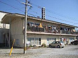 宮崎県宮崎市島之内の賃貸アパートの外観