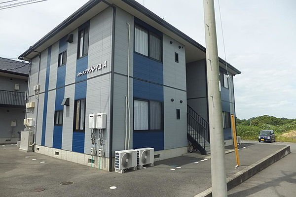 シャーメゾンソレイユ A棟 1階の賃貸【山口県 / 宇部市】