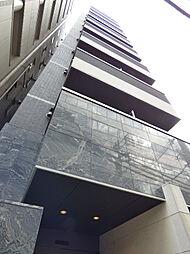 リンクハウス西本町[8階]の外観