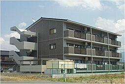 滋賀県蒲生郡日野町河原2丁目の賃貸マンションの外観