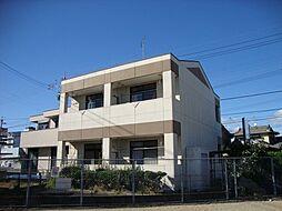 愛知県江南市尾崎町河原の賃貸マンションの外観