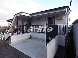 兵庫県神戸市東灘区本山北町4丁目の賃貸アパートの外観