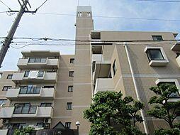 クレセントコート[5階]の外観