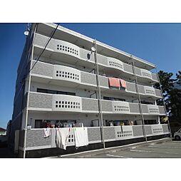 静岡県浜松市西区舞阪町弁天島の賃貸マンションの外観