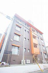 ウエルネス福岡Ⅱ[4階]の外観