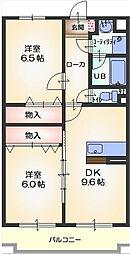 TS−Mind[3階]の間取り