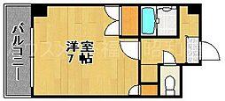 シャトレ21大手門[8階]の間取り