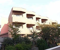 京都府宇治市小倉町天王の賃貸マンションの外観
