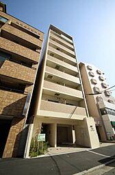 ブリエ東大阪[8階]の外観