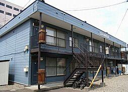 土本マンションA[101号室]の外観