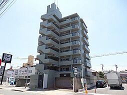 愛知県名古屋市名東区山の手3丁目の賃貸マンションの外観