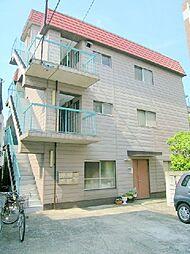 東京都大田区南馬込3丁目の賃貸マンションの外観