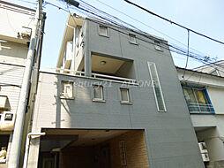 谷中田ハウス[1階]の外観
