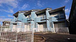 千葉県我孫子市柴崎の賃貸アパートの外観