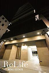 ファーストステージ江戸堀パークサイド[1207号室]の外観