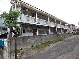 福田コーポ[102号室]の外観