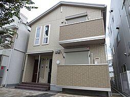 兵庫県神戸市兵庫区上庄通3丁目の賃貸アパートの外観