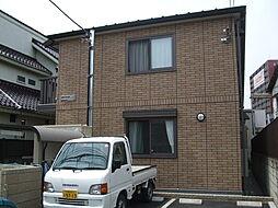 埼玉県さいたま市中央区上落合6丁目の賃貸アパートの外観