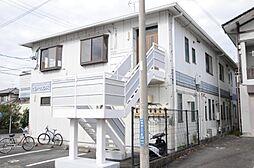 静岡県静岡市駿河区高松2丁目の賃貸アパートの外観