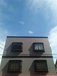[テラスハウス] 神奈川県川崎市多摩区中野島2丁目 の賃貸【/】の外観