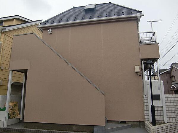 ジュネパレス船橋第04[102号室]の外観