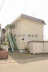 コーポ福沢[2階]の外観