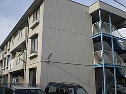 ドミール吉田[2階]の外観