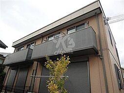 兵庫県神戸市西区春日台8丁目の賃貸アパートの外観
