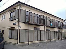 桜ヶ丘ハイツ[203号室]の外観