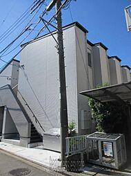 神奈川県相模原市南区上鶴間1丁目の賃貸アパートの外観