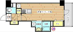 新築D'TOWER城北[603号室]の間取り