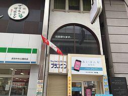 [一戸建] 高知県高知市帯屋町1丁目 の賃貸【/】の外観