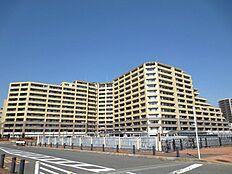 多摩境駅のシンボル的なマンション