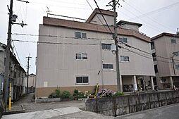 福田コーポ[4階]の外観