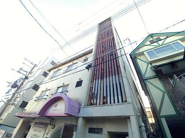 兵庫県神戸市灘区八幡町4丁目の賃貸マンション