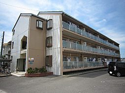 愛媛県松山市桑原5丁目の賃貸マンションの外観