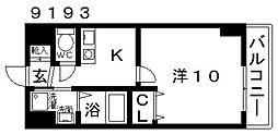 casa vera luce(カサベラルーチェ)[704号室号室]の間取り