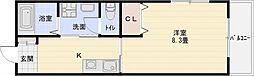 フィットハウス[2階]の間取り