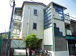 ピーターハウス甲子園[203号室]の外観
