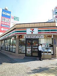 コンビニエンスストアセブン-イレブン 名古屋今池4丁目店まで524m