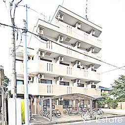 愛知県名古屋市昭和区川名町4の賃貸マンションの外観