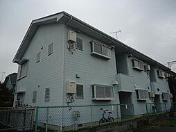 青木ハウス[1階]の外観