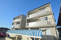 広島県広島市安芸区矢野西4丁目の賃貸マンションの外観