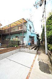 [タウンハウス] 兵庫県神戸市須磨区北町3丁目 の賃貸【/】の外観
