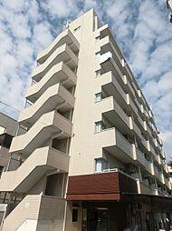 東京都府中市宮西町5の賃貸マンションの外観